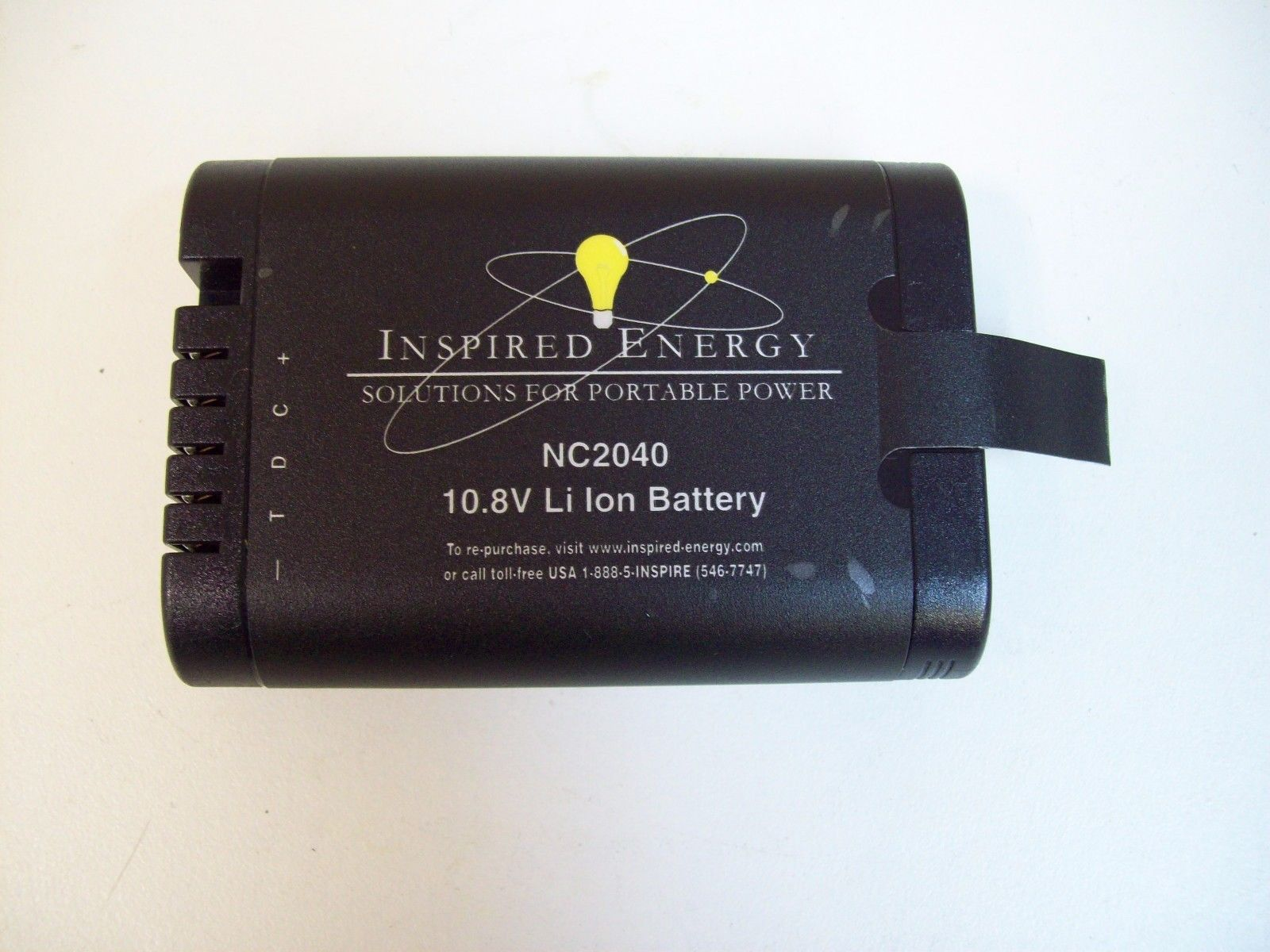 Portable Monitor For Laptop >> INSPIRED ENERGY NC2040 NC2040NO29 10.8V SOLUTIONS FOR PORTABLE POWER - Ultrabook-Battery