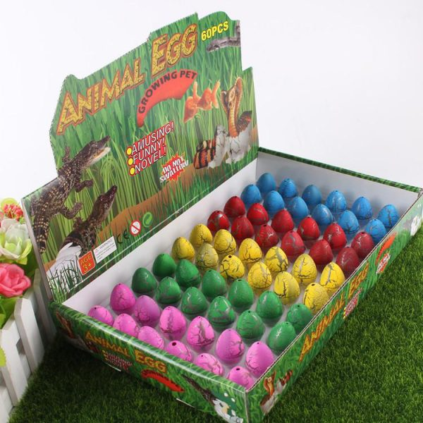 Eggs Building Toys For Boys : Hot sale egg kids toys for children hatching dinosaur