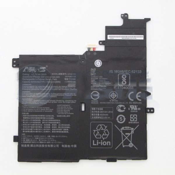 Asus VivoBook S14 S406UA C21N1701 39Wh Laptop Battery