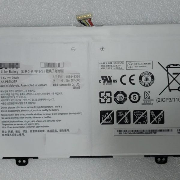 Replacement Samsung AA-PBTN2TP XE513C24-K01US XE513C24 Battery